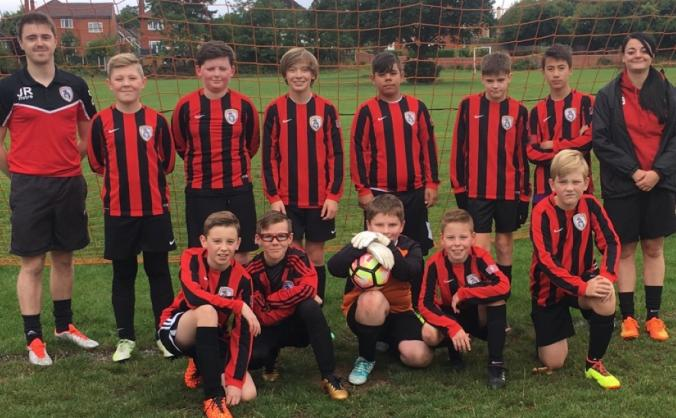 Normanton FC U13's kit fund