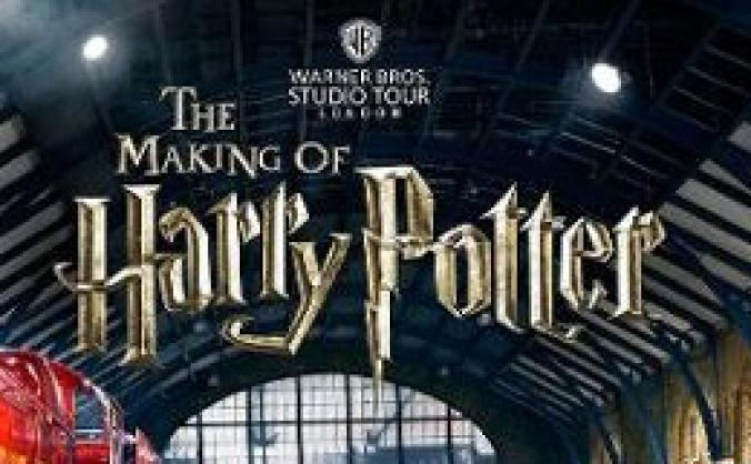 Get Christine to Harry Potter studios!
