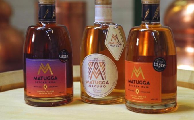 New Matugga Rum and Casks - Sip, Savour, Share!