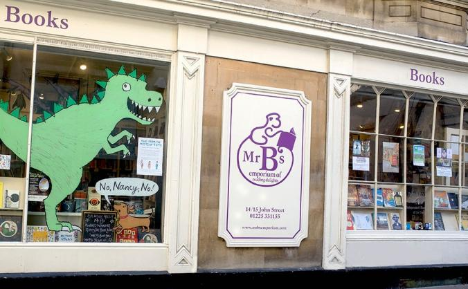 Be part of a New Chapter in the Story of Mr B's