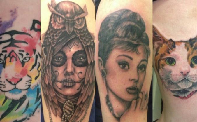 Crimson Rose Tattoo studio