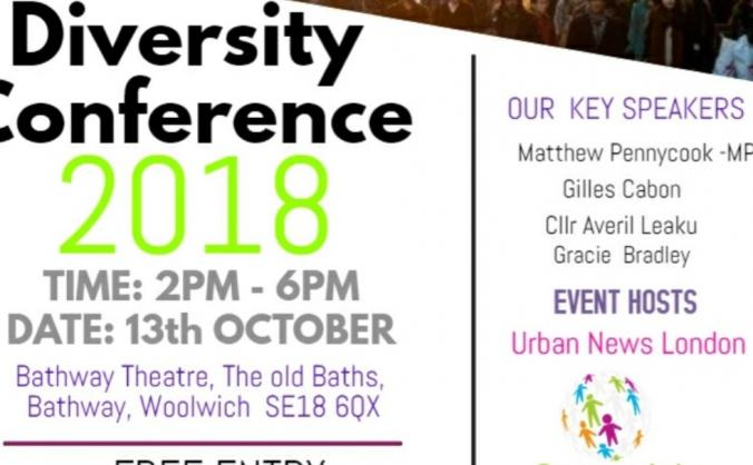 Greenwich Diversity Groups Conference