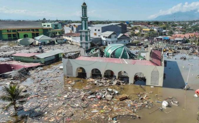 Operation Palu: Earthquake and tsunami relief