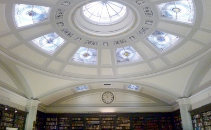 Gallery Renovation at The Portico Library