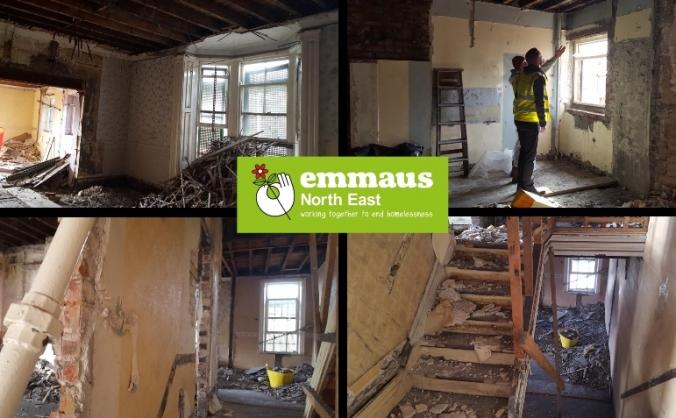 Emmaus North East Community and Social Enterprise