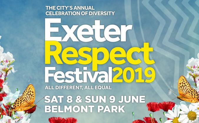 Exeter Respect Festival of cultural diversity 2019