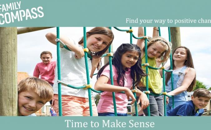 Family Compass: Time to Make Sense