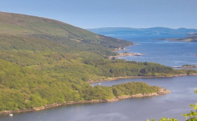 Improvements to the Loch Lomond & Cowal Way