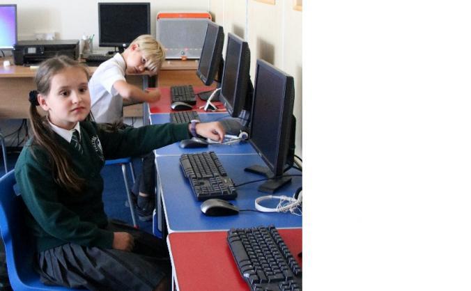Bringing Plaxtol School into the Digital Age!
