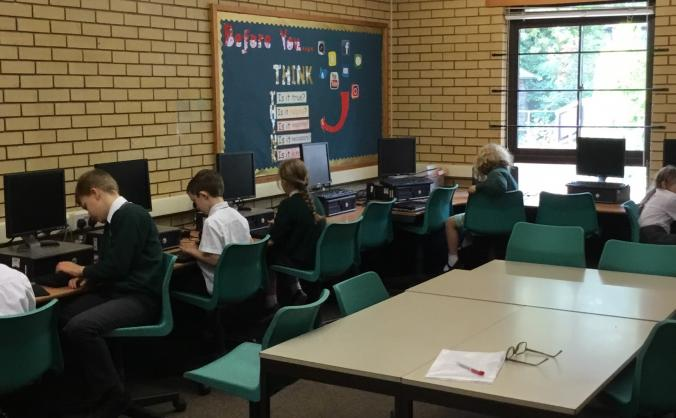 Cranbrook Primary School: ICT Suite
