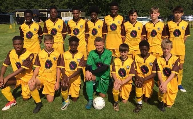 Sutton United Pre-Academy Programme