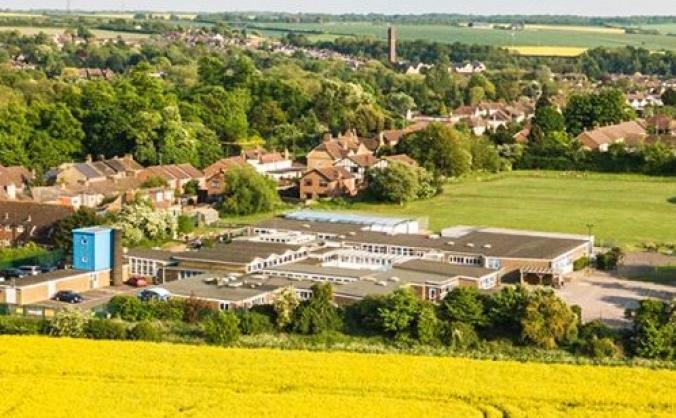 Sutton-at-Hone CE Primary School Golden Mile