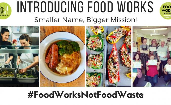 Food Works Not Food Waste