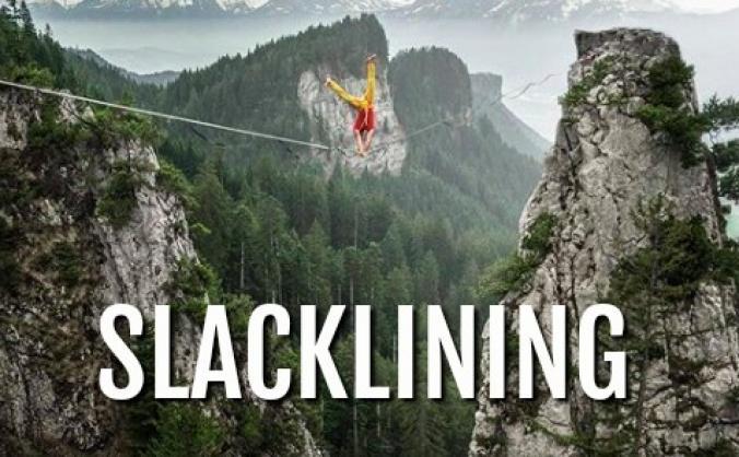 Slacklining Documentary