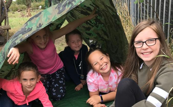 Outdoor Classroom for St Nicholas C of E Primary