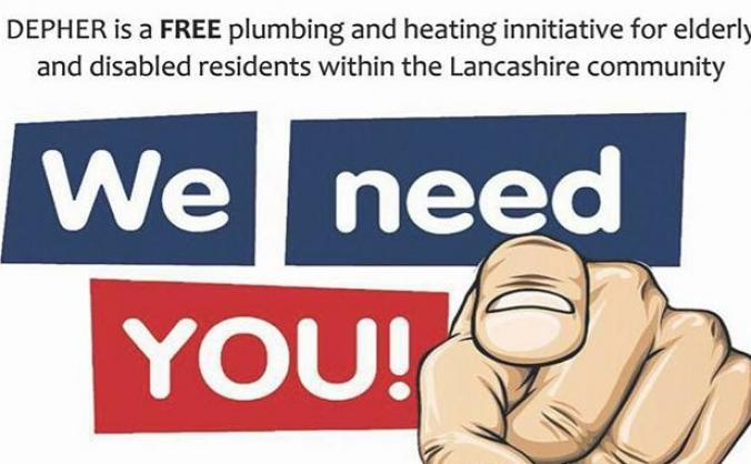 Disabled & Elderly FREE Plumbing & Heating Repairs