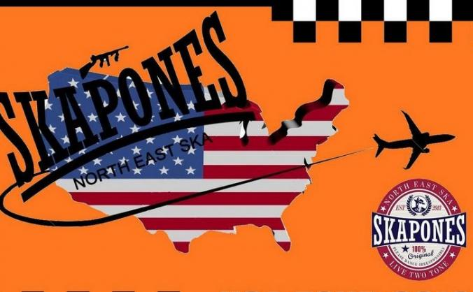 The Skapones USA Tour 2019