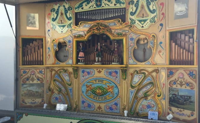Fairground Organ