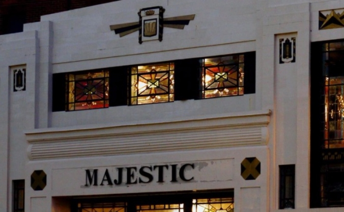 Sponsor A Seat at The Majestic Theatre