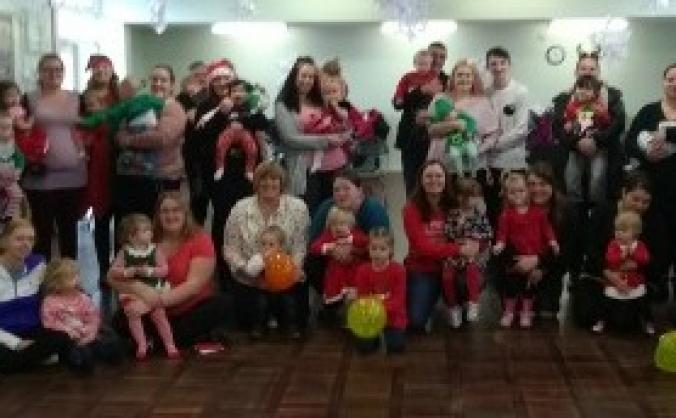 Families in Telford