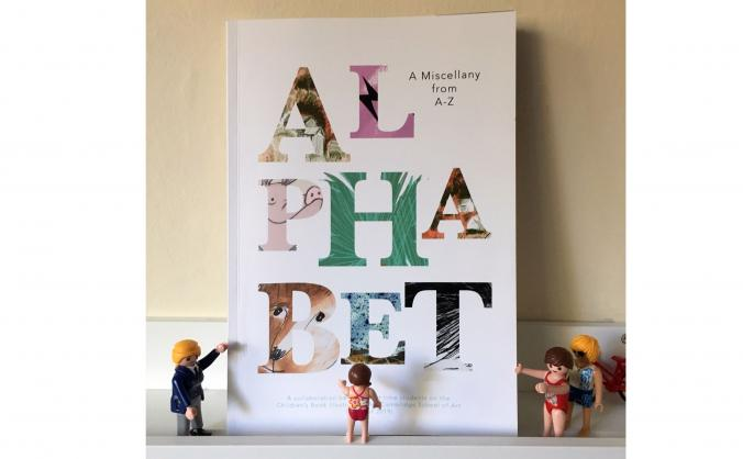 Limited Edition Alphabet Book