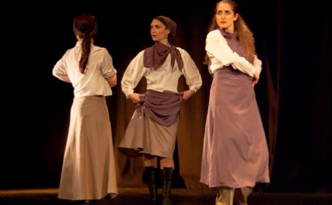 'In Memoriam', dance theatre work