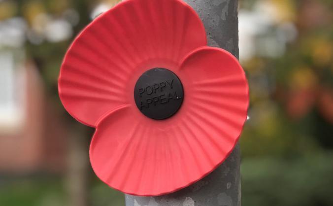 Buckshaw Village Poppy Campaign