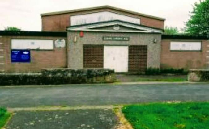Help Get Leigham Community Hall looking updated