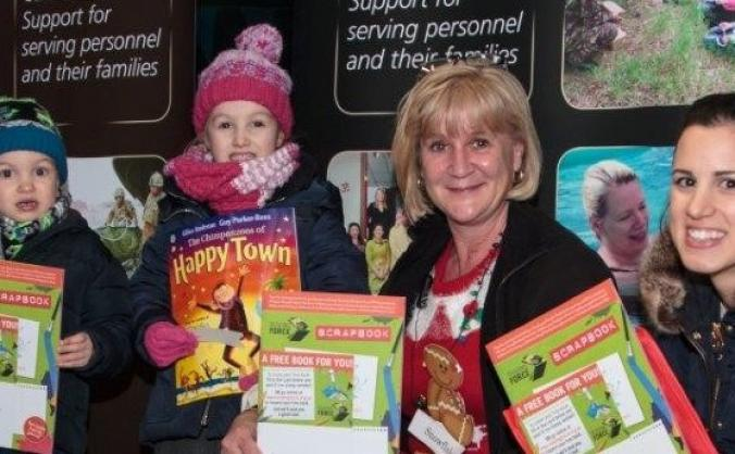 Bring Forces families together this Christmas