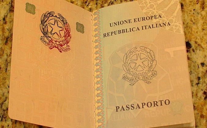Pepe's passport off the street