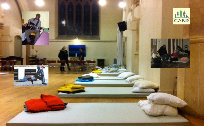 CARIS Islington Winter Night Shelter