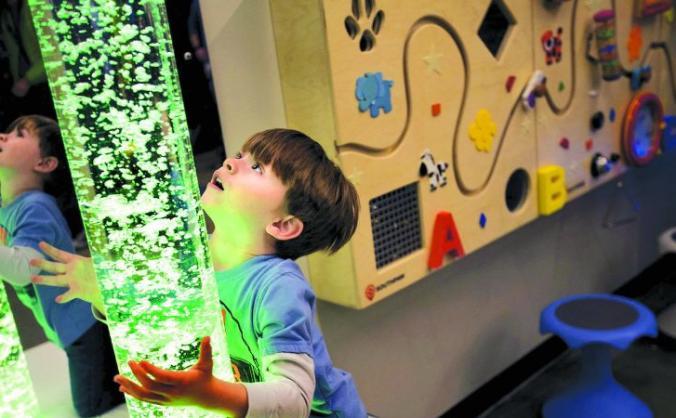 Sensory Room & Circuits at Denton Primary School