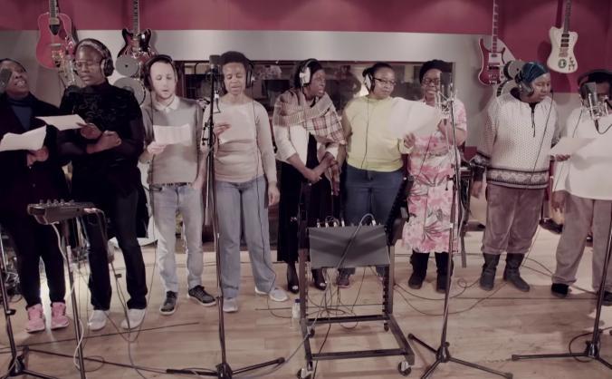 Healing through singing/ The One Heart R&AS choir