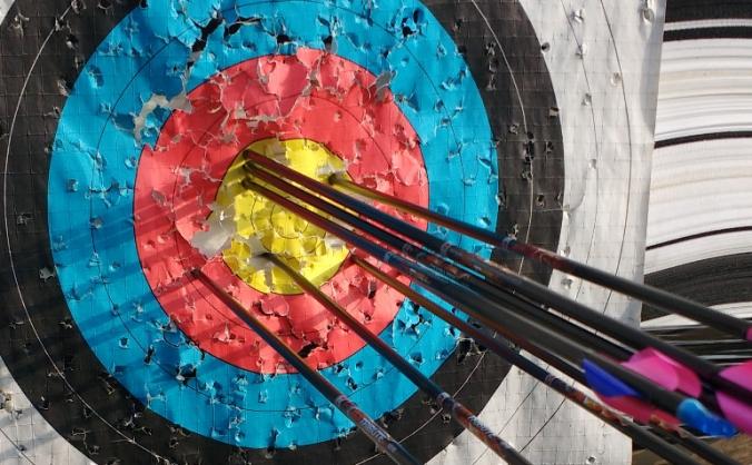 Help Gaz become a world class archer