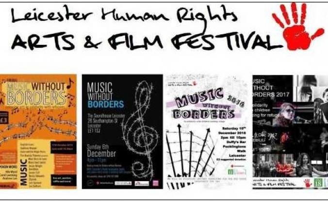 The Leicester Human Rights Arts & Film Festival V