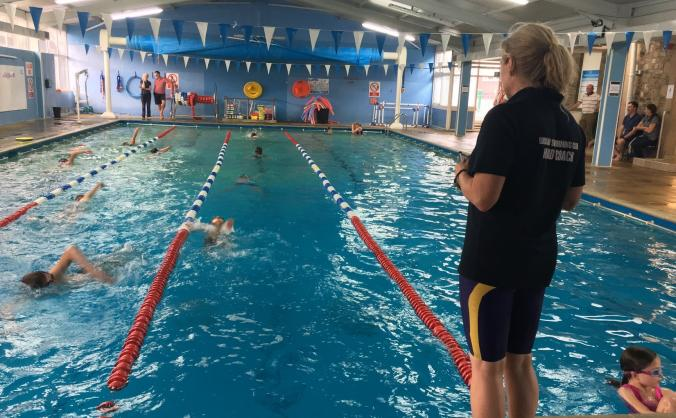 Help Save Church Stretton Swimming Pool