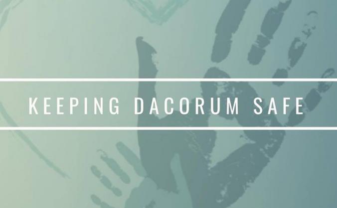 Keeping Dacorum Safe!