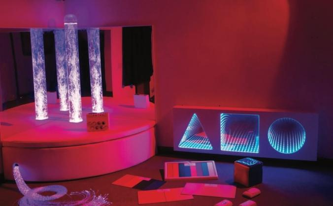 A Sensory Room to Help our Kids Mental Wellbeing