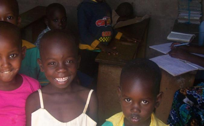 Help us build a school for children in Uganda