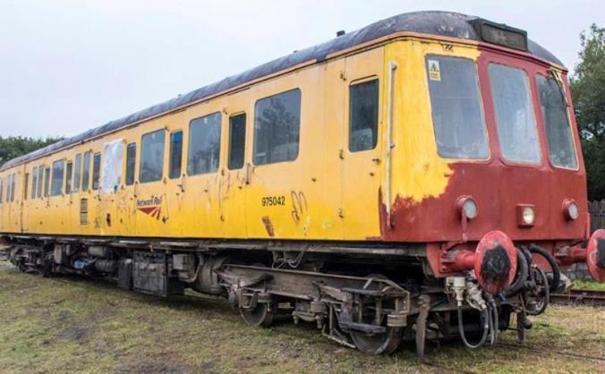 Project Bubble 19 - Railcar Restoration