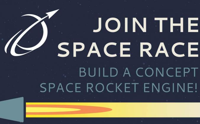 Join the Space Race & Help Build a Concept Engine!