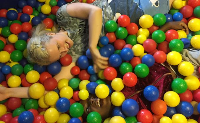 Playscheme for siblings of disabled children