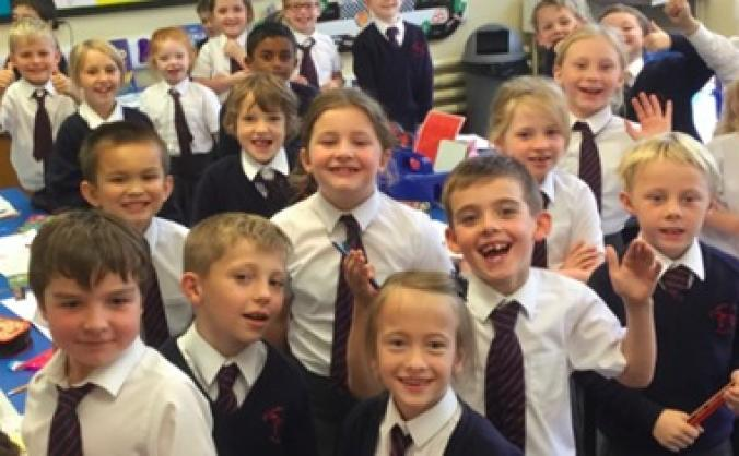 New tech for Flixton Primary
