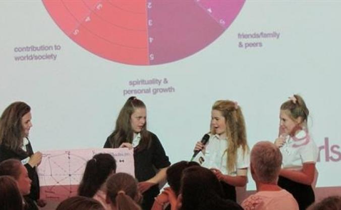 MOTIVATING THE MIDDLE – THE BIG SISTER PROGRAMME
