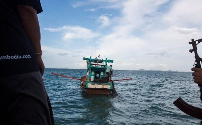 Help Conserve Cambodia's Damaged Marine Ecosystem!
