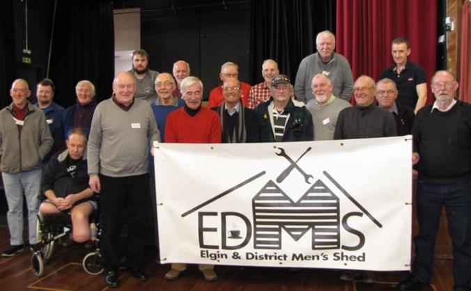 Elgin and District Men's Shed