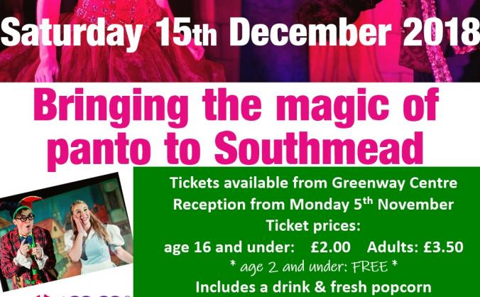 Donate to the Southmead Panto