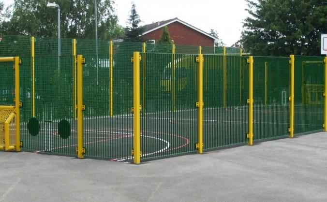 Multi Use Games Area in Silloth on Solway