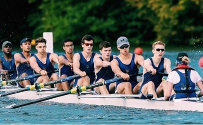 The ROWed to Henley