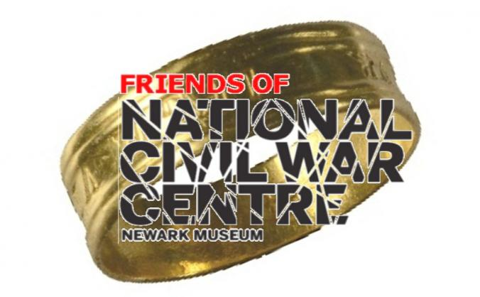 Friends-National Civil War Centre Rings Fundraiser